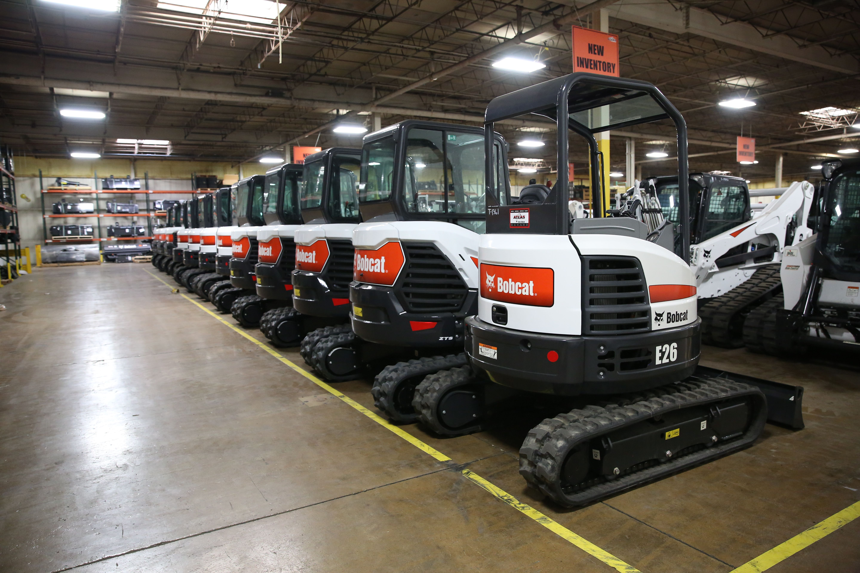 Bobcat Dealer in Illinois | New & Used Equipment Sales