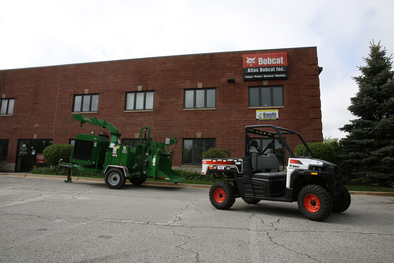 Bobcat Construction Equipment Rentals | West Chicago, IL